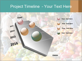 Vegetable market PowerPoint Templates - Slide 26