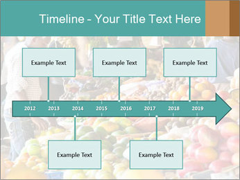 Vegetable market PowerPoint Templates - Slide 28