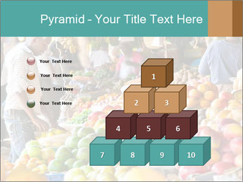 Vegetable market PowerPoint Templates - Slide 31