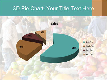 Vegetable market PowerPoint Templates - Slide 35