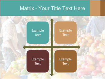 Vegetable market PowerPoint Templates - Slide 37
