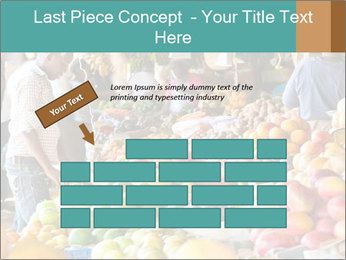 Vegetable market PowerPoint Templates - Slide 46