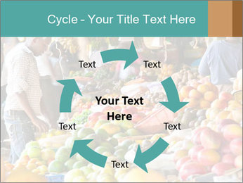 Vegetable market PowerPoint Templates - Slide 62