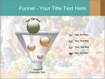 Vegetable market PowerPoint Templates - Slide 63