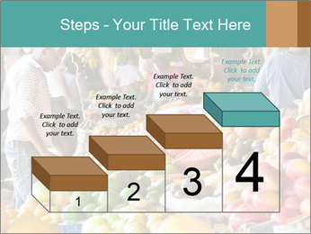 Vegetable market PowerPoint Templates - Slide 64