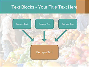 Vegetable market PowerPoint Templates - Slide 70