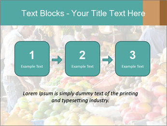 Vegetable market PowerPoint Templates - Slide 71