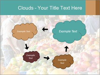Vegetable market PowerPoint Templates - Slide 72