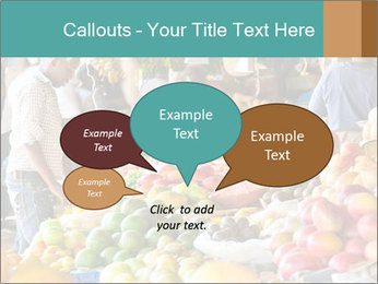 Vegetable market PowerPoint Templates - Slide 73