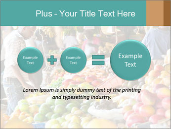 Vegetable market PowerPoint Templates - Slide 75