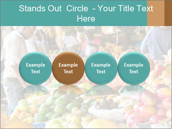 Vegetable market PowerPoint Templates - Slide 76