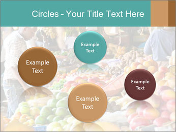 Vegetable market PowerPoint Templates - Slide 77