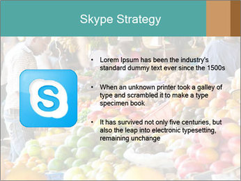 Vegetable market PowerPoint Templates - Slide 8