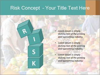 Vegetable market PowerPoint Templates - Slide 81