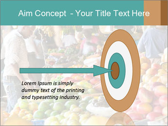 Vegetable market PowerPoint Templates - Slide 83