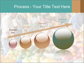 Vegetable market PowerPoint Templates - Slide 87