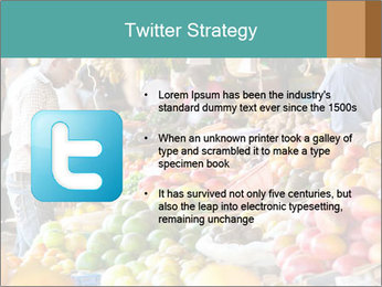 Vegetable market PowerPoint Templates - Slide 9