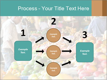 Vegetable market PowerPoint Templates - Slide 92