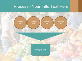 Vegetable market PowerPoint Templates - Slide 93