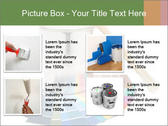 Paint PowerPoint Template - Slide 14