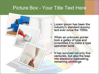 Paint PowerPoint Template - Slide 17