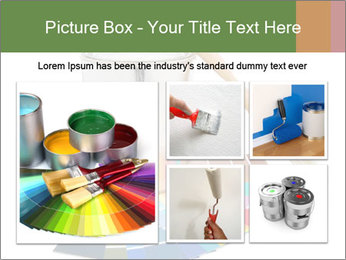 Paint PowerPoint Template - Slide 19