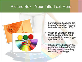 Paint PowerPoint Template - Slide 20