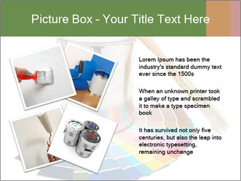 Paint PowerPoint Template - Slide 23