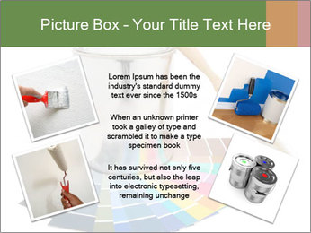 Paint PowerPoint Template - Slide 24