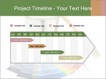 Paint PowerPoint Template - Slide 25
