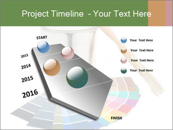 Paint PowerPoint Template - Slide 26
