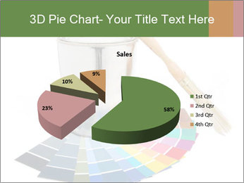 Paint PowerPoint Template - Slide 35