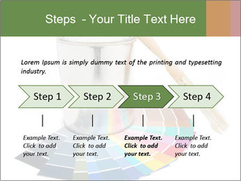 Paint PowerPoint Template - Slide 4
