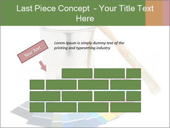 Paint PowerPoint Template - Slide 46