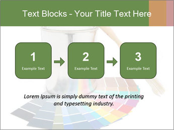 Paint PowerPoint Template - Slide 71