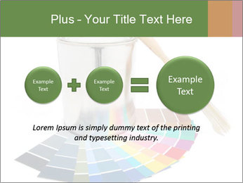 Paint PowerPoint Template - Slide 75