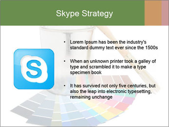 Paint PowerPoint Template - Slide 8