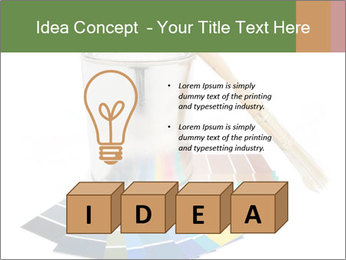 Paint PowerPoint Template - Slide 80