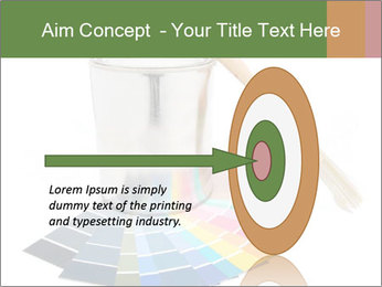 Paint PowerPoint Template - Slide 83