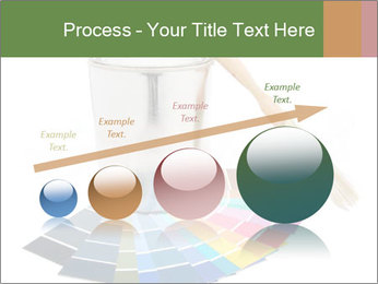 Paint PowerPoint Template - Slide 87