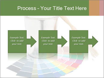 Paint PowerPoint Template - Slide 88