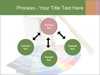 Paint PowerPoint Template - Slide 91