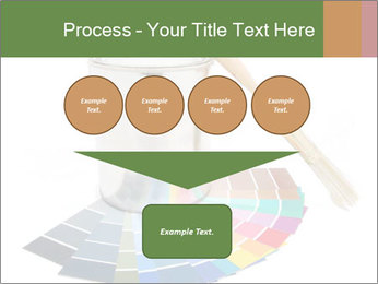 Paint PowerPoint Template - Slide 93