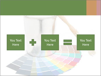 Paint PowerPoint Template - Slide 95