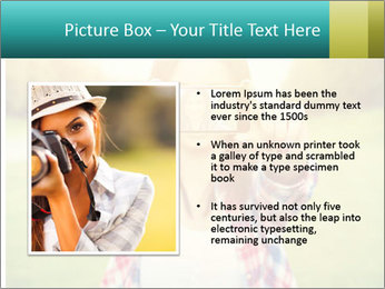 Beautiful woman PowerPoint Templates - Slide 13