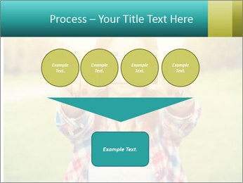 Beautiful woman PowerPoint Template - Slide 93