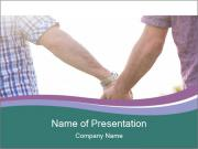 Gay couple PowerPoint Templates