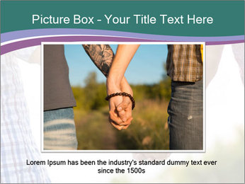 Gay couple PowerPoint Template - Slide 16