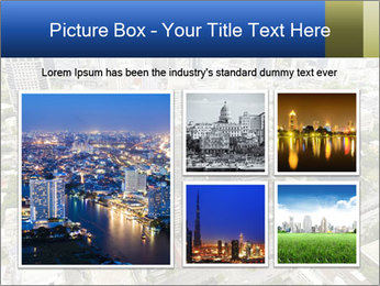 Economic center of Thailand PowerPoint Template - Slide 19
