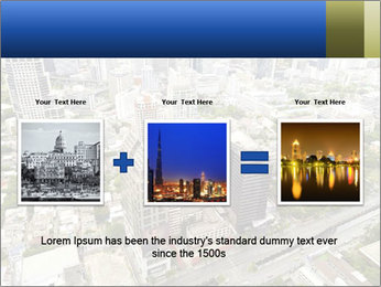 Economic center of Thailand PowerPoint Template - Slide 22